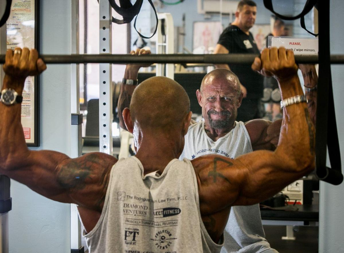 Local Bodybuilder Mike Gustavsson Ready For One Last Show Tucson Sports Tucson Com