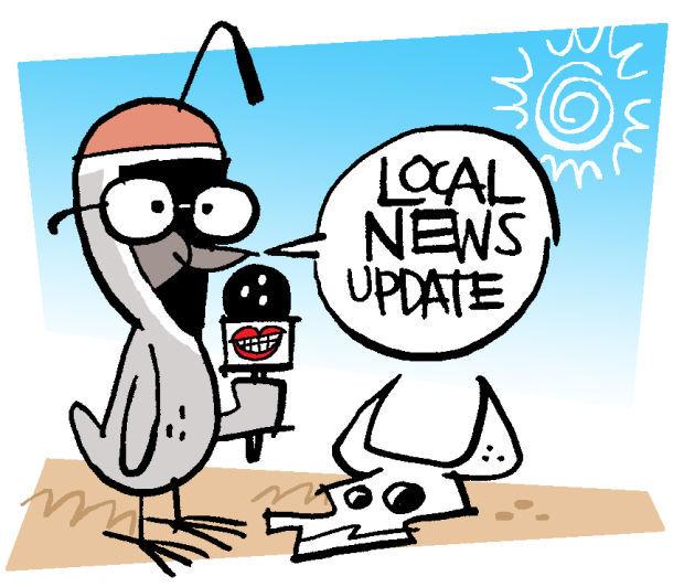 Fitz blog art:Local News Update