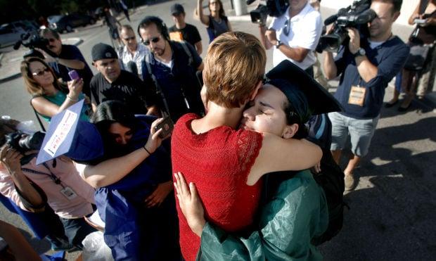 Dreamers released from custody