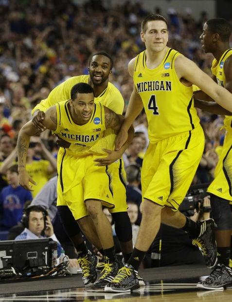 South final: No. 4 Michigan vs. No. 3 Florida: Channeling Fab Five