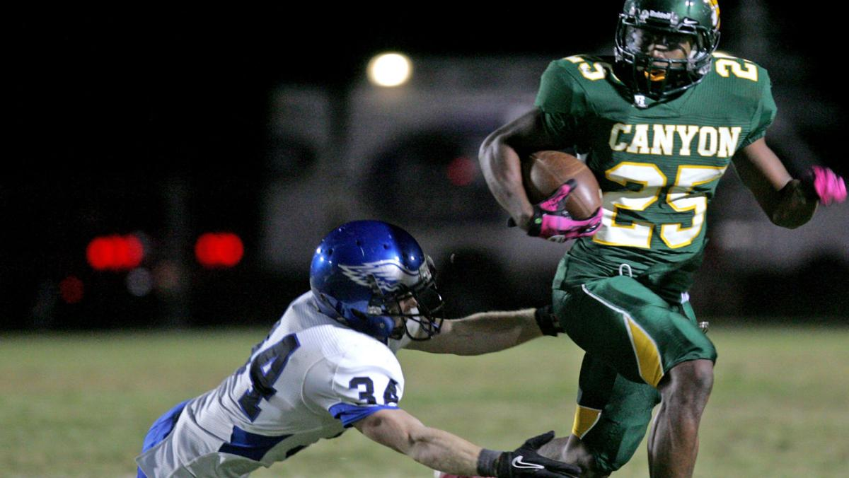 Greg Hansen's top 10 high school running backs in Tucson history