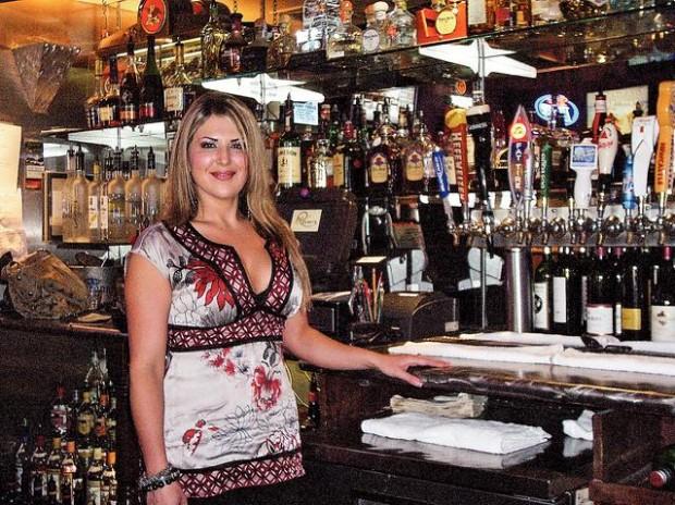 Hey, barkeep! : Secret honeymoon awaits Rusty's barmaid ...