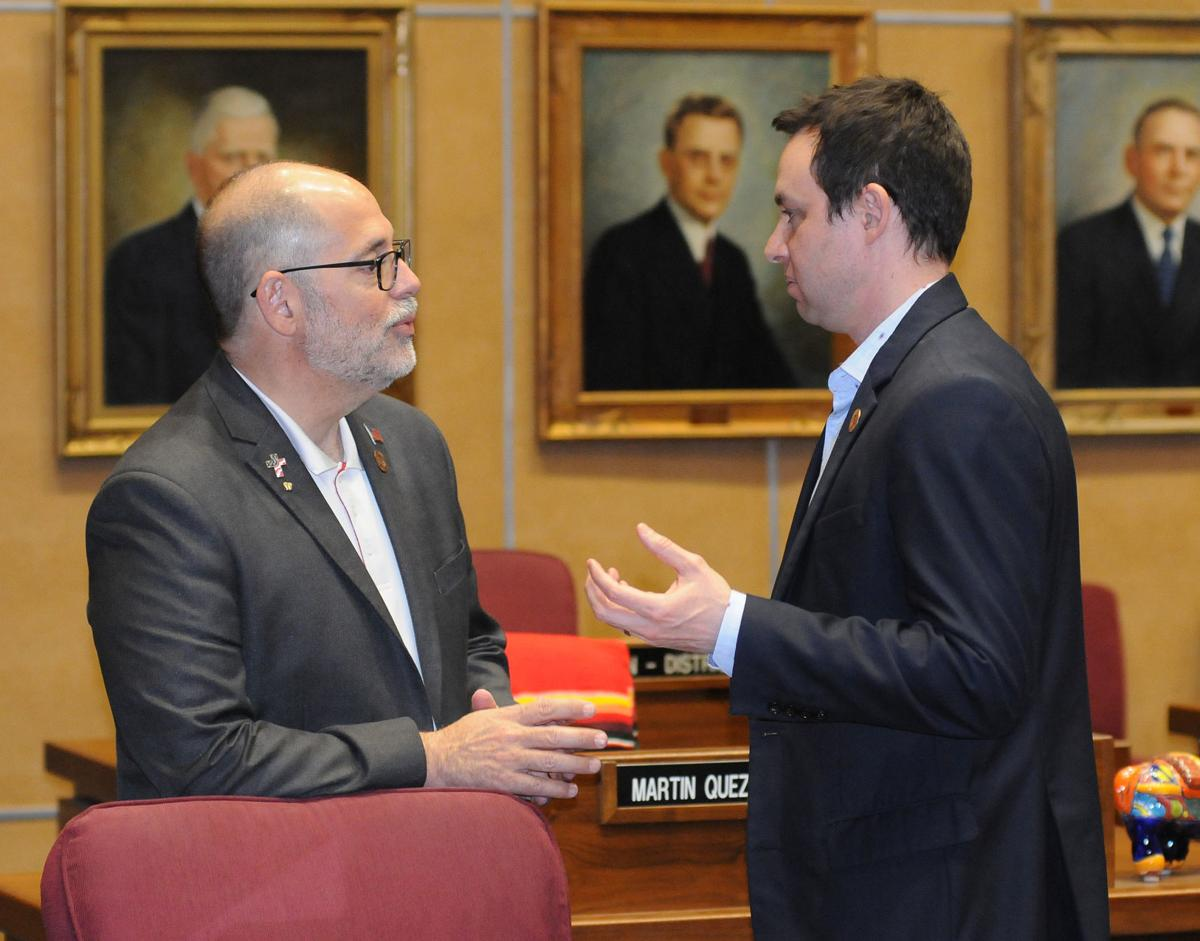 Arizona lawmakers work late to finalize budget, end session