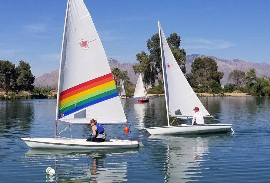 Sailing Silverbell