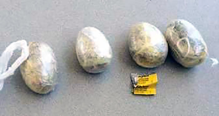 Arizona woman accused of smuggling heroin in her underwear