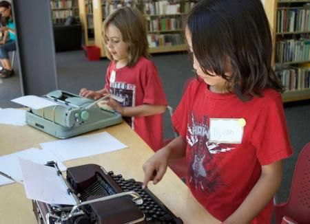 Family Day — University of Arizona Poetry Center