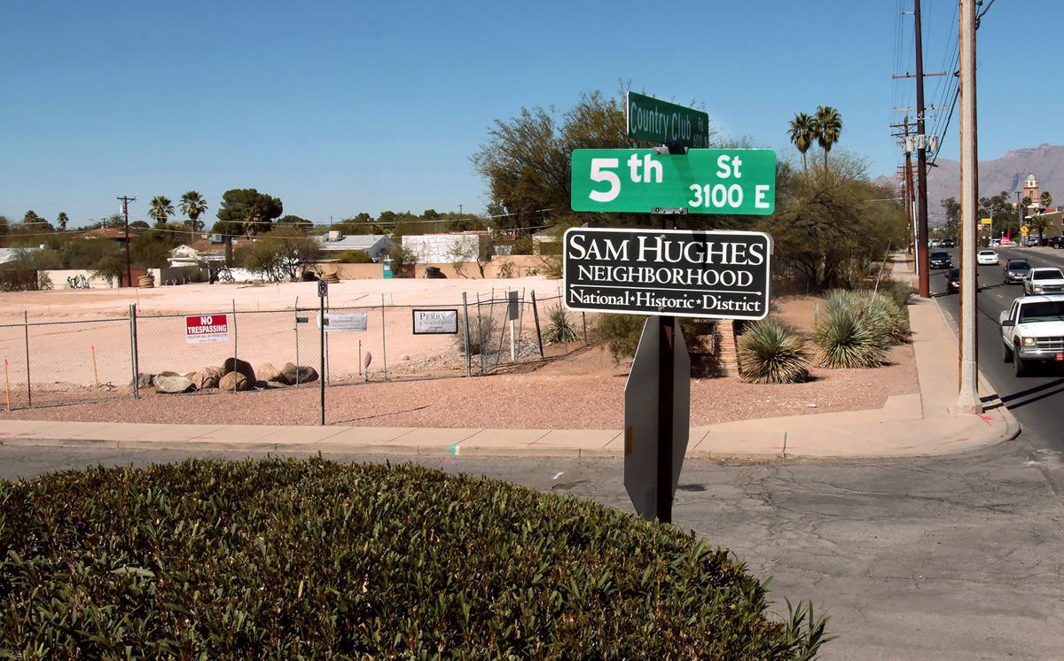 Sam Hughes development