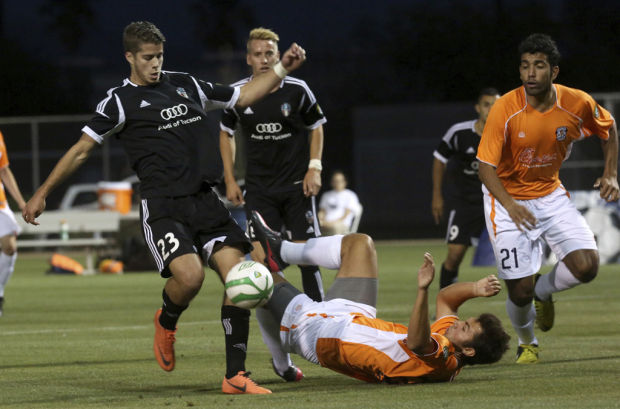 Soccer: Brutal eight-day stretch tests FC Tucson's depth
