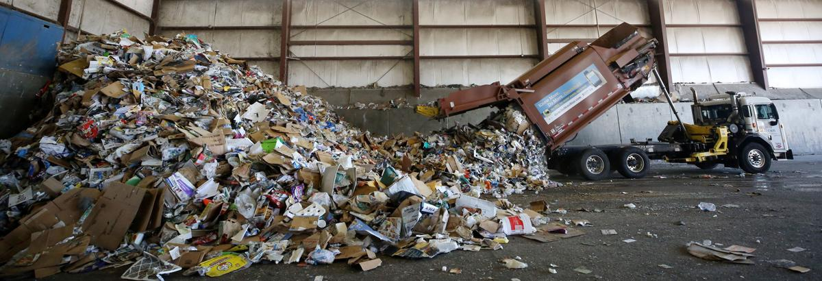 Republic Services Recycling Center