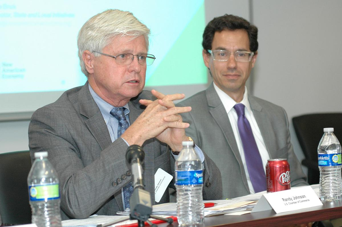 U.S Chamber of Commerce's Randy Johnson