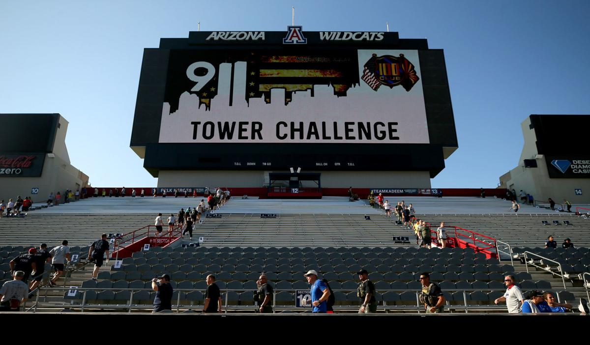 9/11 Tower Challenge UA