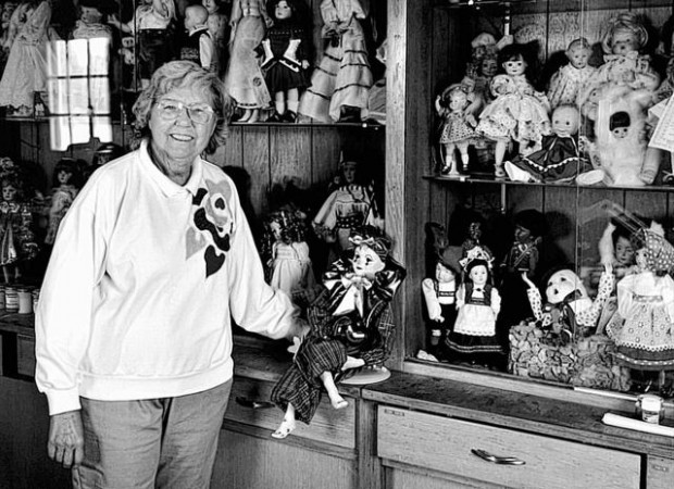 Greta Mae Hedgcock: Dolls played a vital role in life of Tucson woman