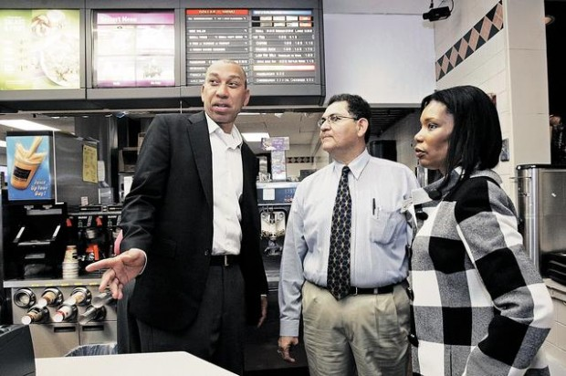 New owners take over 3 Nogales McDonald's
