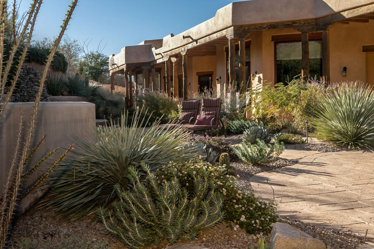 Arizona Landscape Contractors Association's award of distinction