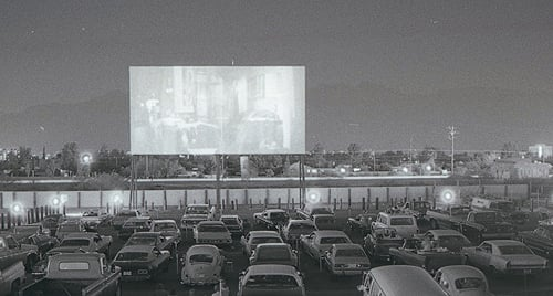 Tucson Was A Great Place For Drive In Movies