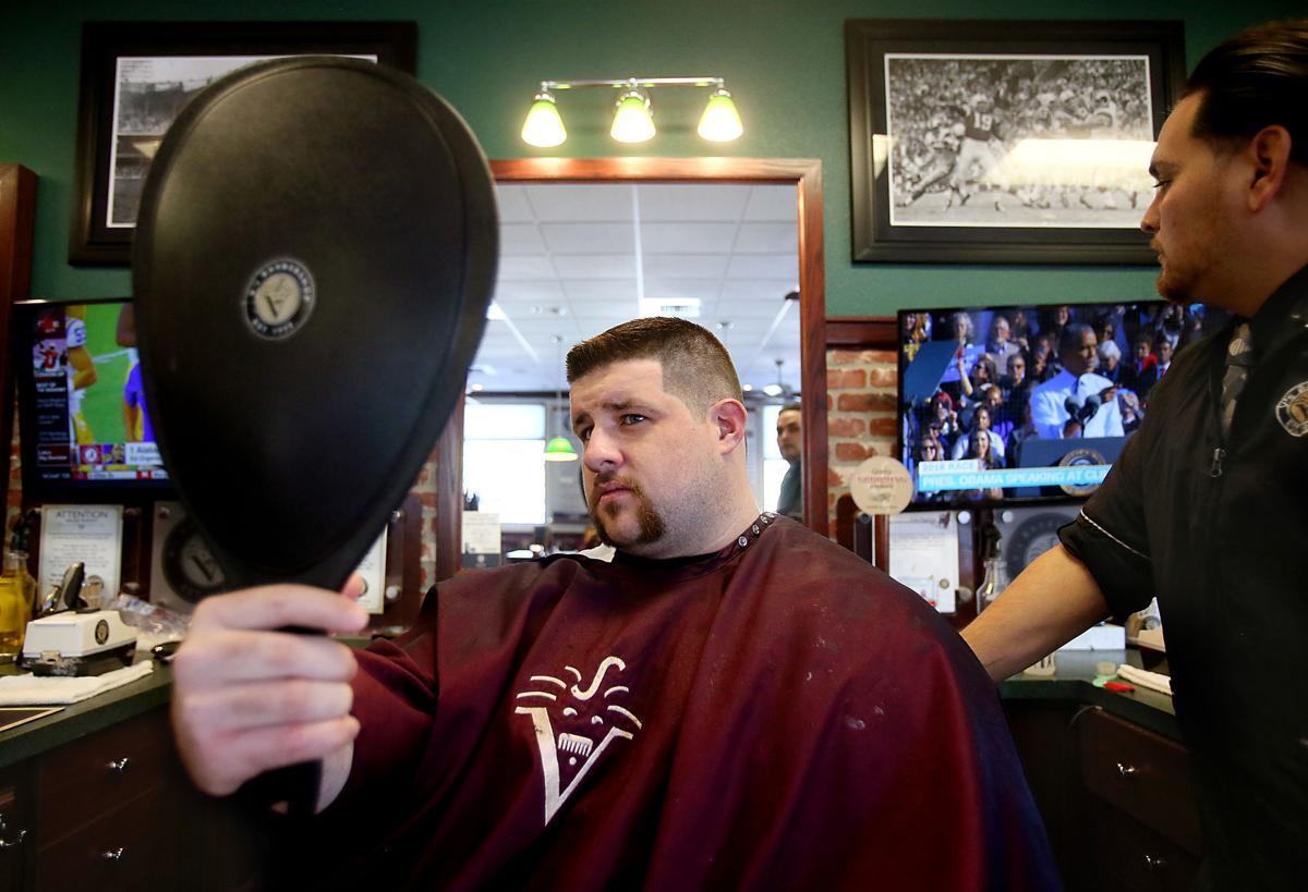 Old School Tucson Barbershop Offers Suds With Service Tucson