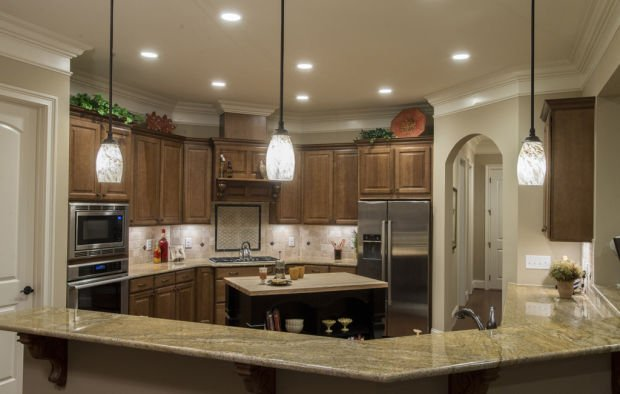 LEDs Can Replace Halogen Lights Theyre Longlasting And Run Cool - Kitchen halogen ceiling lights