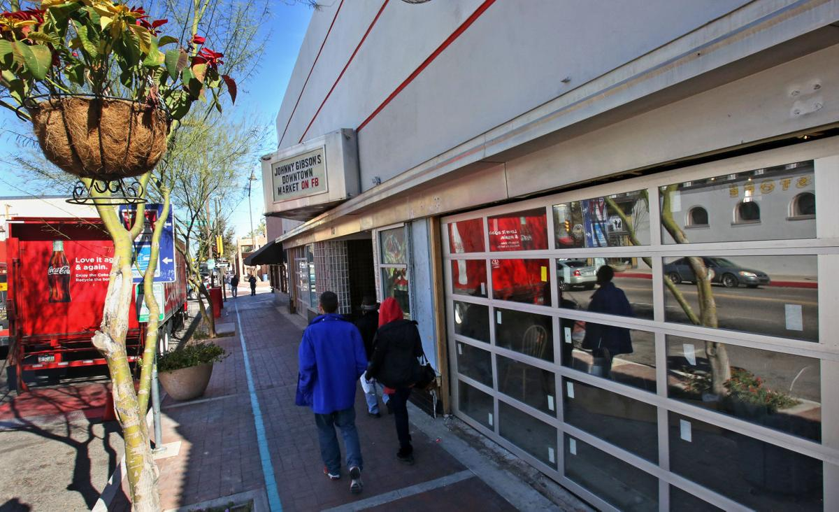 Johnny gibson 39 s downtown market gets property tax deal for Johnny s fish market