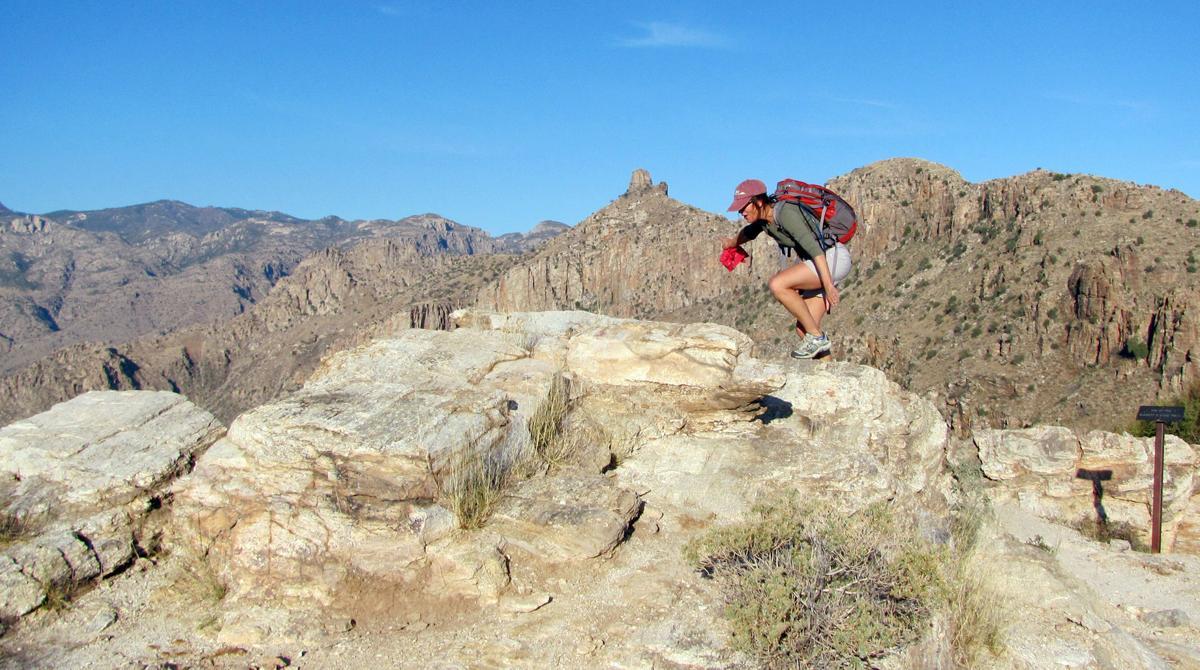 Top trails: Blackett's Ridge Trail