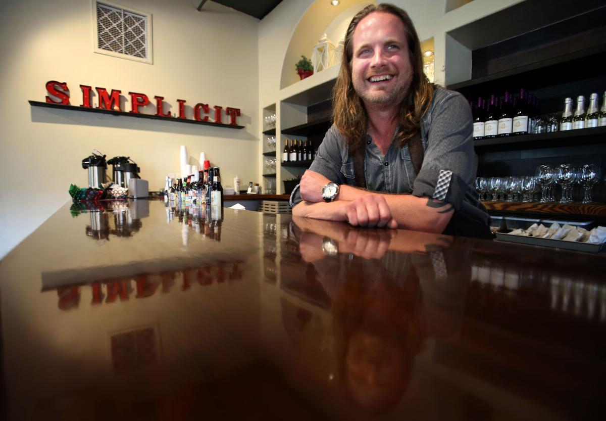 Chef de Tucson: Michael Powell, Simplicit