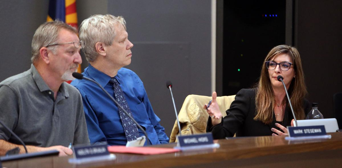Tucson Unified School District governing board