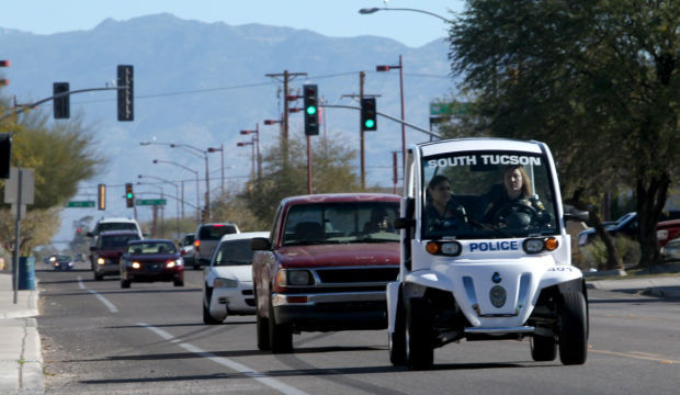South Tucson Police
