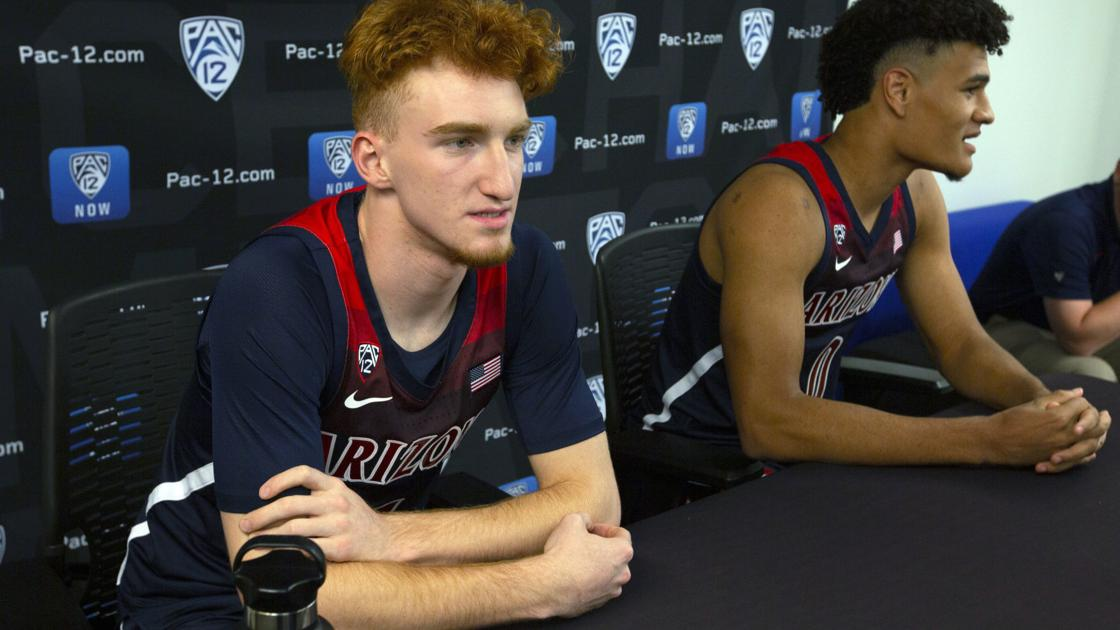 Wildcats' Inclusion Of Nico Mannion And Josh Green In Pac