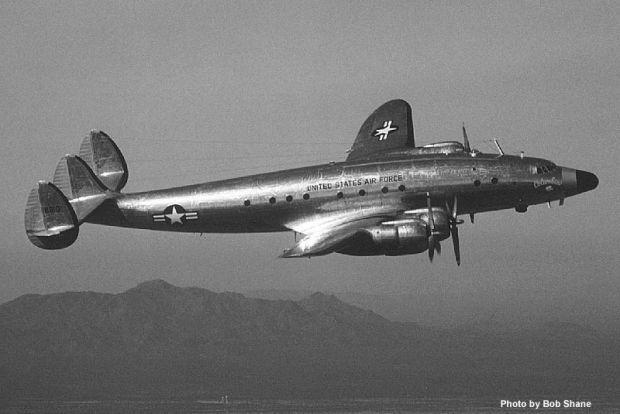 Marana Air Force One