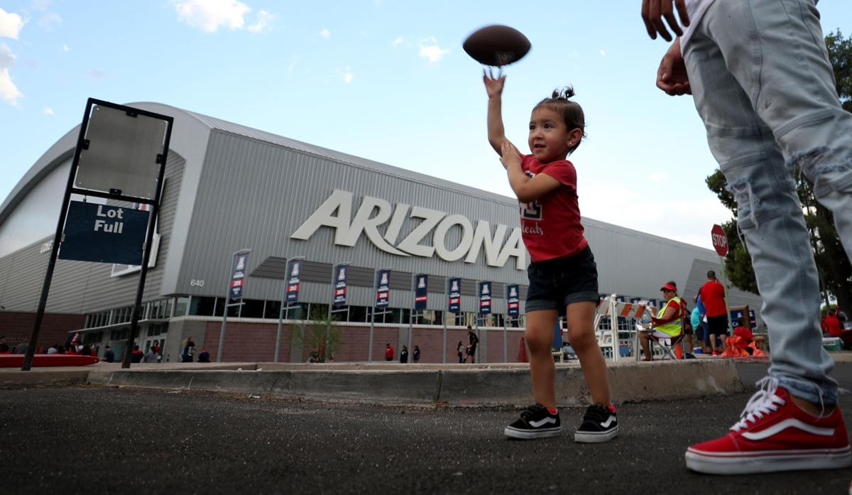 Arizona Wildcats vs. NAU Lumberjacks football