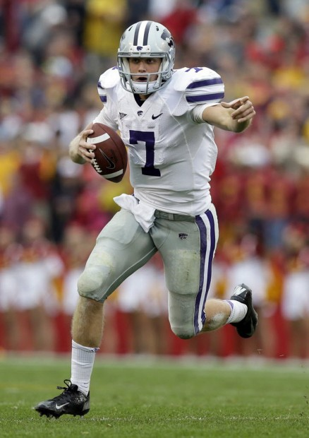 Heisman Trophy Ryan Finley: K-State's Klein does the most for his team