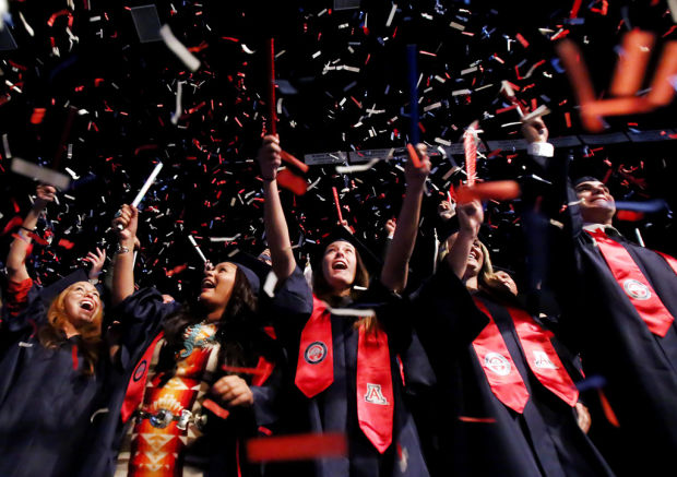 Where to eat after Friday's UA graduation