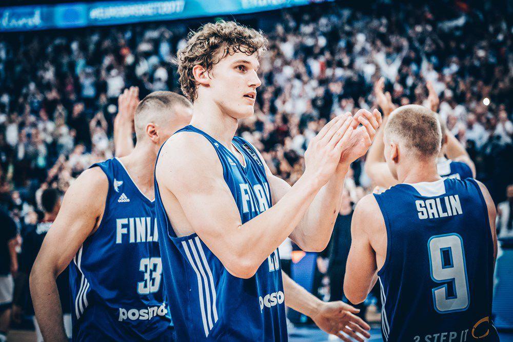 Lauri Markkanen EuroBasket