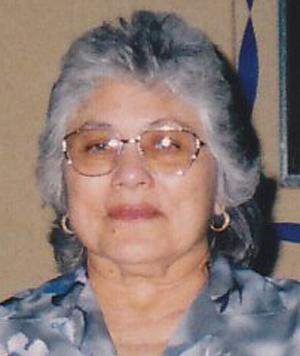 """Frances G. Soza """"Kika"""""""