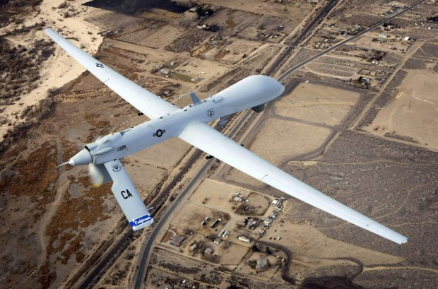 Under Obama, a huge rise in drone strikes