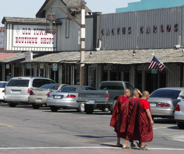 'Western Town' duel pitted Scottsdale, Cave Creek