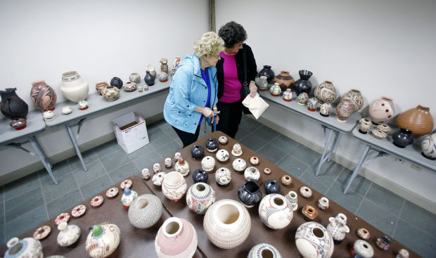 Intricate Mexican folk arts exhibited at Tohono Chul show