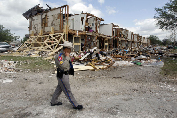Texas fertilizer plant explosion and recovery