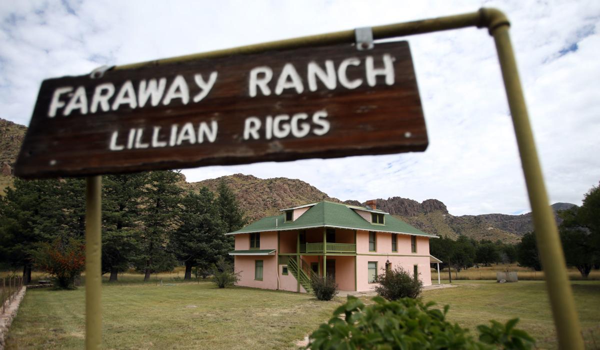 Faraway Ranch Chiricahua National Monument