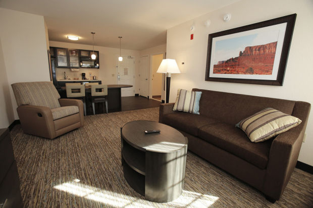 Candlewood suites hotel opens on tucson 39 s north side news about tucson and southern arizona for 2 bedroom suite hotels in tucson az