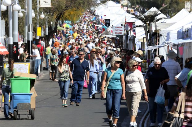 Fourth Avenue Spring Street Fair