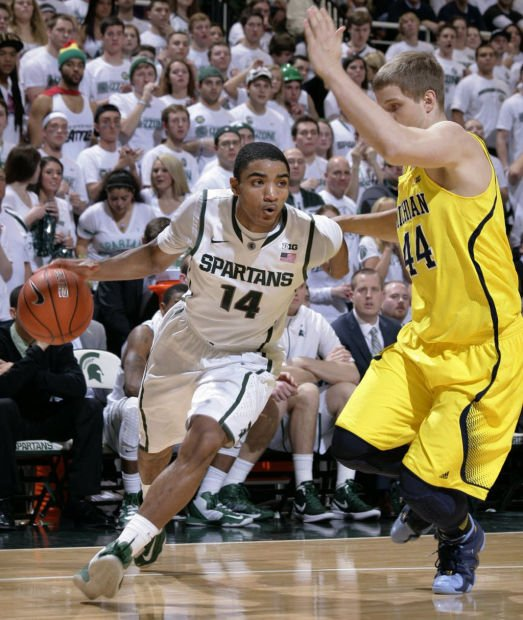 Top 25: Spartans win battle of top 10s