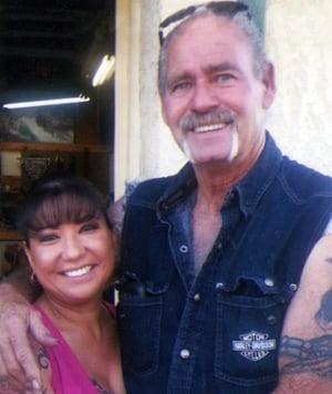 Marshall Dale and Lisa Carbajal Turner
