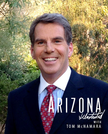 "McNamara joins ""Arizona Illustrated"""