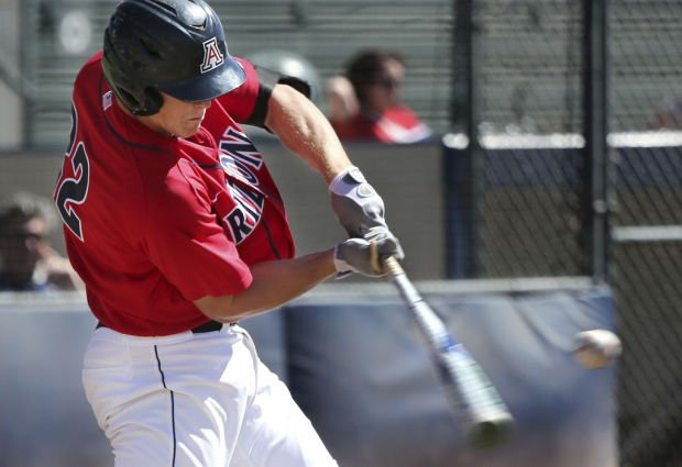 Arizona Baseball: Offseason surgery allows Dixon to find focus at plate