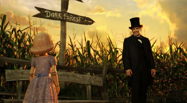 No. 8: 'Oz the Great and Powerful' with $1.8 million (last week No. 13)