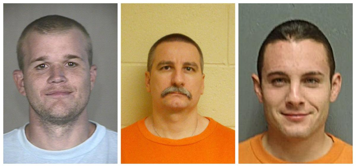 Suspects in prison incident