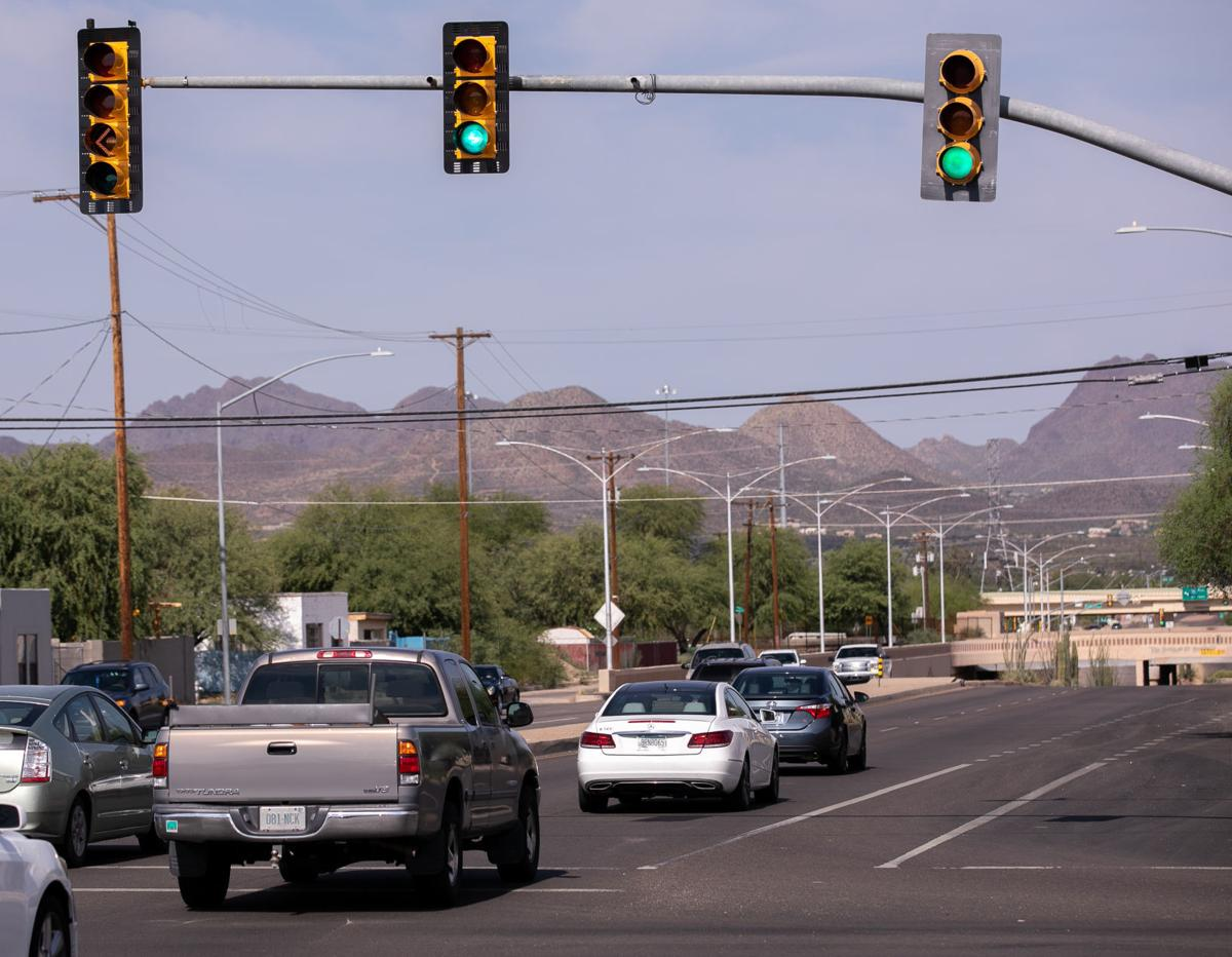 New turn signal
