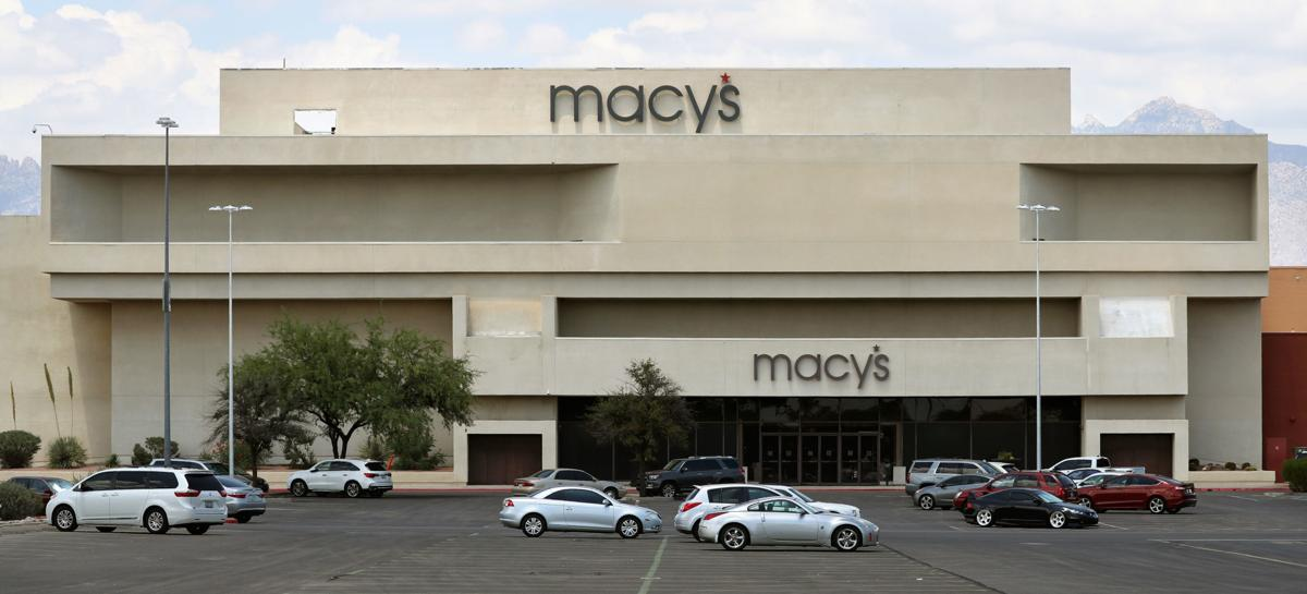Macy's at Park Place
