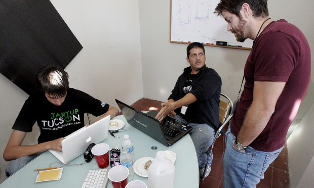Tucson tech: Hacking apps in 24 hours