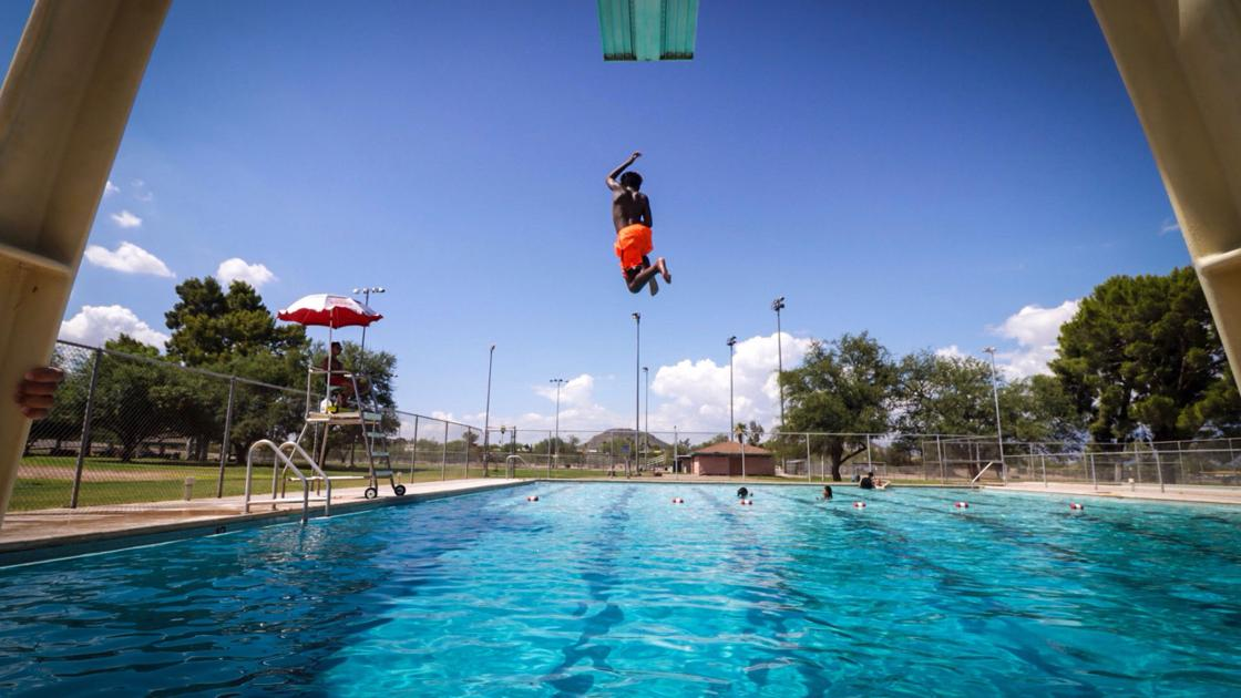 Public Pools In Tucson County Fare Well In Safety Inspections Local News